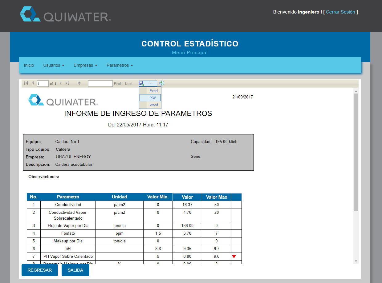 Quiwater