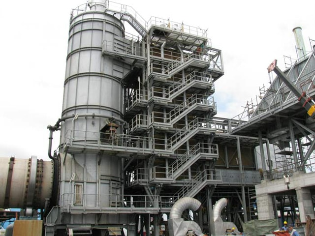 Refinery / Oil Plant - Liles White PLLC